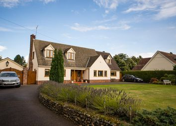 Thumbnail 3 bedroom detached house for sale in Cross Street, Elmswell, Bury St. Edmunds