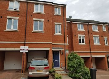 Thumbnail 2 bed town house for sale in Meridian Rise, Ipswich