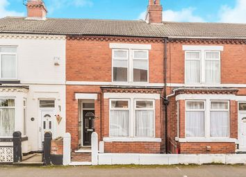 Thumbnail 3 bed terraced house to rent in Fern Avenue, Doncaster