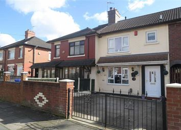 Thumbnail 3 bed terraced house for sale in Croxden Road, Stoke-On-Trent