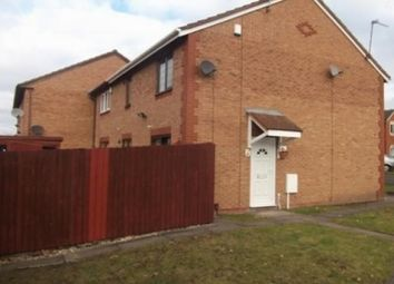Thumbnail 1 bed flat to rent in Avern Close, Tipton, West Midlands