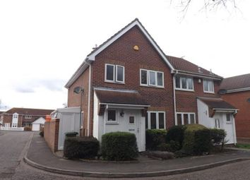 Thumbnail 3 bed semi-detached house for sale in Langdon Hills, Basildon, Essex
