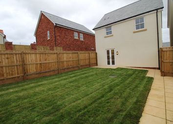 Thumbnail 2 bed detached house for sale in Court Barton Close Silver Street, Thorverton, Exeter