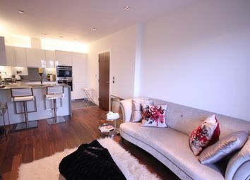 Thumbnail 1 bed flat to rent in Belgravia House, Dickens Yard, Longfield Avenue, London