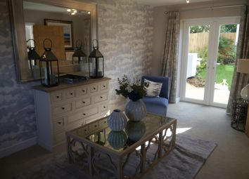 Thumbnail 3 bed semi-detached house for sale in Plot 46, Ladywell Meadows, Chulmleigh