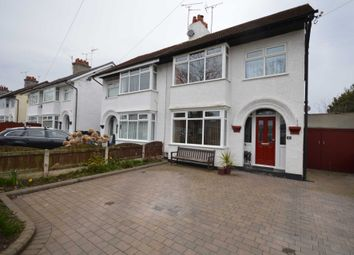 Thumbnail 3 bed semi-detached house for sale in Heygarth Road, Eastham, Wirral