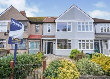Thumbnail 4 bed terraced house for sale in Wellington Avenue, Sidcup