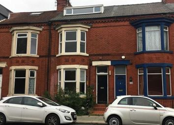 Thumbnail 3 bed terraced house for sale in Flat 1 & 2, 112 Hawthorne Road, Bootle, Merseyside