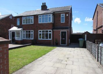 Thumbnail 3 bed semi-detached house for sale in Church Lane, Shevington, Wigan