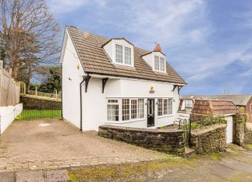 Thumbnail 3 bed detached house for sale in Vicarage Hill, Newport