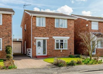 Thumbnail 3 bed detached house for sale in Fulmerton Crescent, Redcar, North Yorkshire