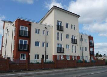 Thumbnail 2 bed flat to rent in Wilton Court, Hanley, Stoke-On-Trent