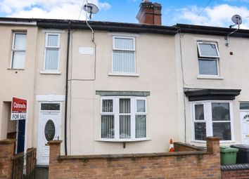 Thumbnail 3 bed terraced house for sale in Walpole Street, Whitmore Reans, Wolverhampton