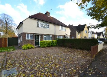 Thumbnail 3 bed semi-detached house for sale in Meath Green Lane, Horley