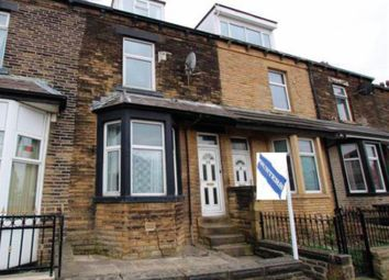 Thumbnail 4 bed terraced house for sale in Thornbury Avenue, Bradford