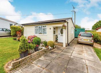 1 bed bungalow for sale in Riverside Chalet Park, Occupation Lane, Poulton-Le-Fylde FY6