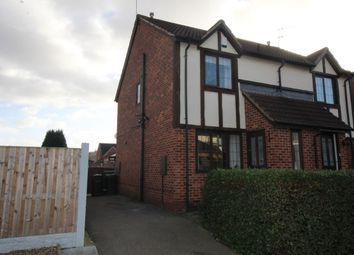Thumbnail 2 bed semi-detached house for sale in Heaton Gardens, Edlington, Doncaster