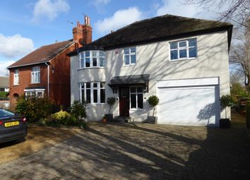 Thumbnail 5 bed detached house for sale in Church Lane, Outwood, Wakefield