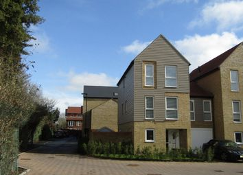 Thumbnail 4 bed semi-detached house for sale in Anson Close, Havant