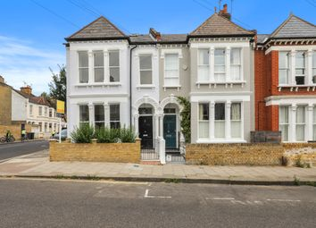 Thumbnail 5 bed end terrace house to rent in Voltaire Road, Clapham, London