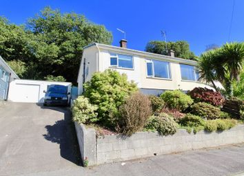 Thumbnail 2 bed semi-detached bungalow for sale in Duncannon Drive, Falmouth