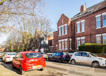 Thumbnail 3 bed flat for sale in Otterburn Villas, Jesmond, Newcastle Upon Tyne