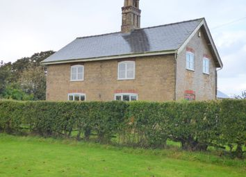 Thumbnail 4 bed detached house to rent in Cold Harbour, Binbrook, Market Rasen