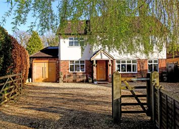 Thumbnail 4 bed detached house for sale in Smithwood Avenue, Cranleigh, Surrey