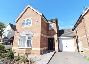 Thumbnail 3 bed detached house for sale in Edney View, Newport
