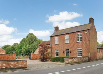 Thumbnail 4 bed detached house for sale in Main Road, Nether Broughton, Melton Mowbray