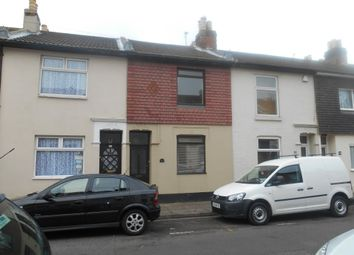 Thumbnail 3 bedroom terraced house to rent in Lincoln Road, Portsmouth