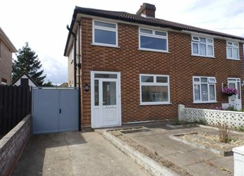 Thumbnail 3 bed semi-detached house for sale in Boyton Road, Ipswich, Suffolk