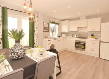 "Thumbnail 3 bedroom end terrace house for sale in ""Finchley"" at Lime Pit Lane, Cannock"