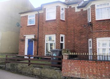 Thumbnail 3 bed end terrace house to rent in Higham Hill Road, London, Greater London.