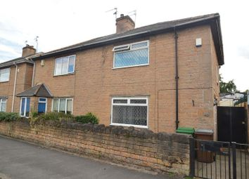 Thumbnail 2 bedroom semi-detached house for sale in Powis Street, Bulwell, Nottingham