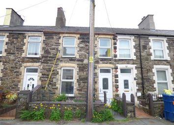Thumbnail 3 bed terraced house for sale in Newton Street, Llanberis, Caernarfon, Gwynedd