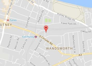 Thumbnail 1 bed flat to rent in Woodlands Way, Putney, London