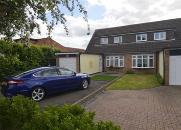 Thumbnail 3 bed semi-detached house for sale in Central Avenue, Stanford-Le-Hope, Essex