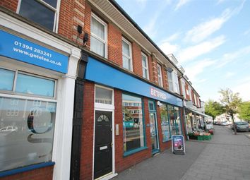 Thumbnail 1 bed flat for sale in Upper Floor Flat, 99B Hamilton Road, Felixstowe