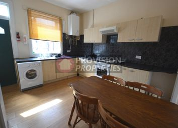 Thumbnail 4 bedroom terraced house to rent in Burley Lodge Road, Hyde Park, Leeds
