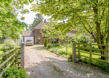 Thumbnail 4 bed detached house for sale in Mallows Lane, Sibsey, Boston