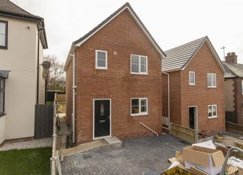 Thumbnail 3 bed detached house for sale in Cavendish Street North, Old Whittington, Chesterfield