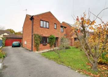 Thumbnail 4 bed detached house for sale in Linton Close, Westwoodside, Doncaster