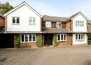 Thumbnail 5 bed detached house for sale in Howards Thicket, Gerrards Cross, Buckinghamshire