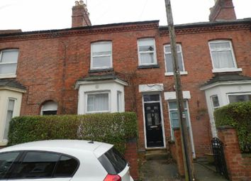 Thumbnail 4 bed terraced house to rent in Rutland Avenue, Leicester