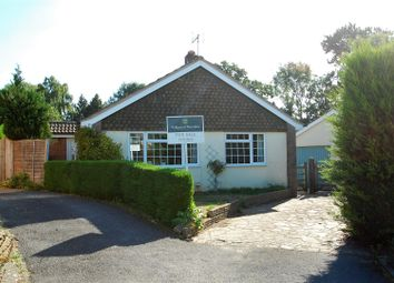 Thumbnail 3 bed detached bungalow for sale in Stafford Road, Petersfield