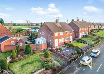 Thumbnail 3 bedroom semi-detached house for sale in Herrick Drive, Worksop, Nottinghamshire