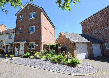 Thumbnail 4 bed semi-detached house for sale in Alfred Close, Fleet