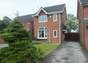 Thumbnail 3 bed detached house for sale in Bank Hall Road, Burslem, Stoke-On-Trent