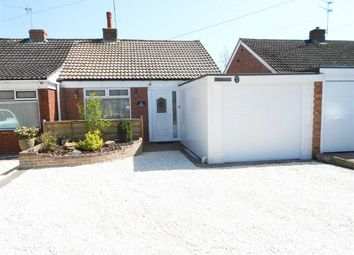 Thumbnail 2 bed semi-detached bungalow for sale in Meynell Close, Wistaston, Crewe, Cheshire